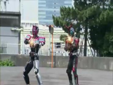仮面ライダーディケイド 第26話「RX!大ショッカー来襲」3.avi_000262729