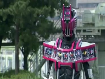 仮面ライダーディケイド 第26話「RX!大ショッカー来襲」3.avi_000273106