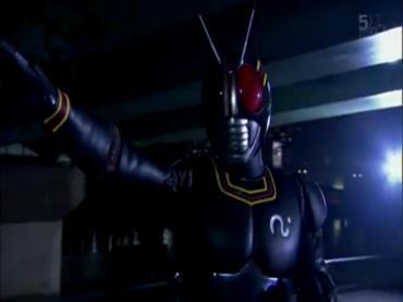 仮面ライダーディケイド 第26話「RX!大ショッカー来襲」3.avi_000350416