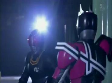 仮面ライダーディケイド 第27話「BLACK×BLACK RX」1.avi_000039973
