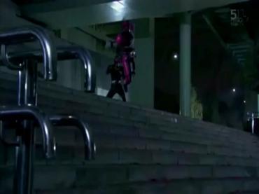 仮面ライダーディケイド 第27話「BLACK×BLACK RX」1.avi_000041041