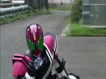仮面ライダーディケイド 第27話「BLACK×BLACK RX」2.avi_000007607