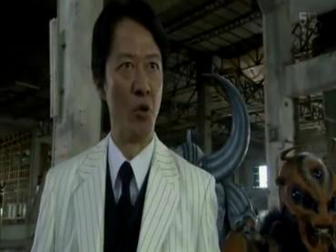 仮面ライダーディケイド 第27話「BLACK×BLACK RX」2.avi_000110009