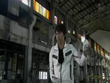 仮面ライダーディケイド 第27話「BLACK×BLACK RX」2.avi_000187720