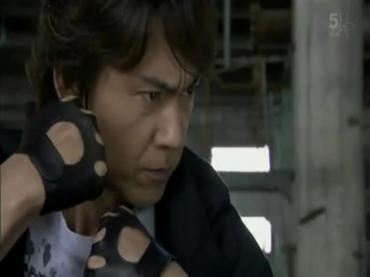 仮面ライダーディケイド 第27話「BLACK×BLACK RX」2.avi_000188321