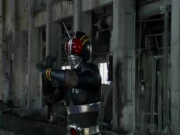仮面ライダーディケイド 第27話「BLACK×BLACK RX」2.avi_000205205