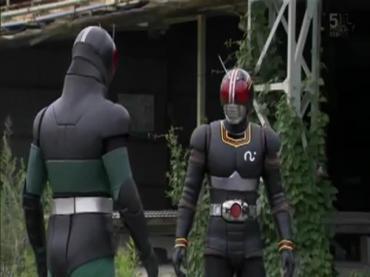 仮面ライダーディケイド 第27話「BLACK×BLACK RX」3.avi_000227994