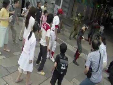 仮面ライダーディケイド 第28話「アマゾン、トモダチ」1.avi_000176109