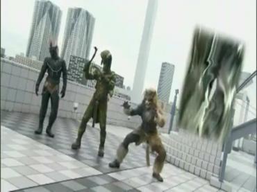 仮面ライダーディケイド 第28話「アマゾン、トモダチ」3.avi_000050383