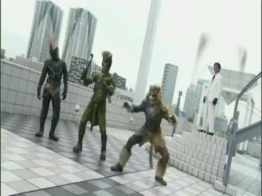仮面ライダーディケイド 第28話「アマゾン、トモダチ」3.avi_000051551