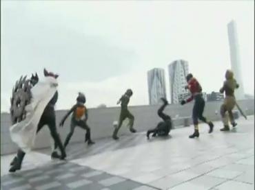 仮面ライダーディケイド 第28話「アマゾン、トモダチ」3.avi_000116950