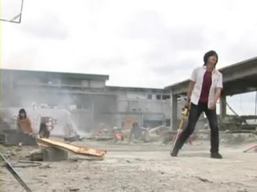 劇場版 侍戦隊シンケンジャー 銀幕版 天下分け目の戦 メイキング.avi_000383216