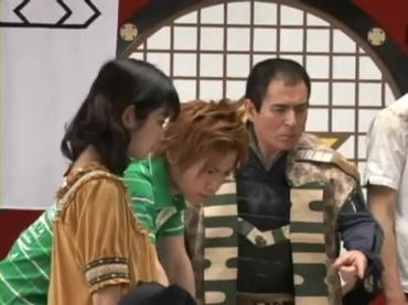 劇場版 侍戦隊シンケンジャー 銀幕版 天下分け目の戦 メイキング.avi_000076876