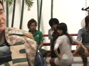 劇場版 侍戦隊シンケンジャー 銀幕版 天下分け目の戦 メイキング.avi_000192926