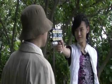 仮面ライダーディケイド 第29話「強くてハダカで強い奴」1 decade ep29.avi_000202001