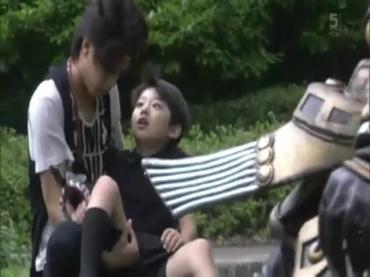仮面ライダーディケイド 第29話「強くてハダカで強い奴」2 decade ep29.avi_000321220