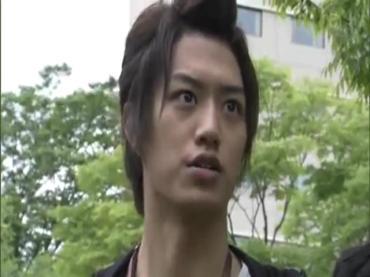 仮面ライダーディケイド 第29話「強くてハダカで強い奴」2 decade ep29.avi_000375208