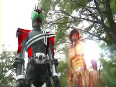 仮面ライダーディケイド 第29話「強くてハダカで強い奴」2 decade ep29.avi_000410042
