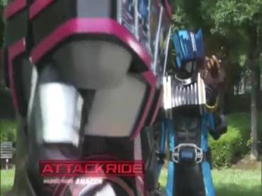 仮面ライダーディケイド 第29話「強くてハダカで強い奴」2 decade ep29.avi_000502301