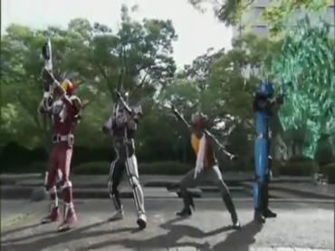 仮面ライダーディケイド 第29話「強くてハダカで強い奴」2 decade ep29.avi_000538604