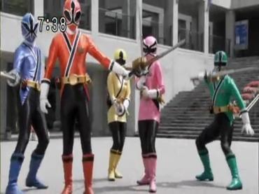 Samurai Sentai Shinkenger Episode 25  1.avi_000466547