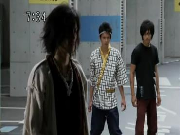 Samurai Sentai Shinkenger Episode 26  Part 1.avi_000220905