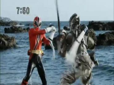 Samurai Sentai Shinkenger Episode 26 Part 2.avi_000440810