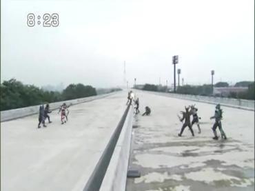 仮面ライダーディケイド 第30話「ライダー大戦・序章」3.avi_000035769
