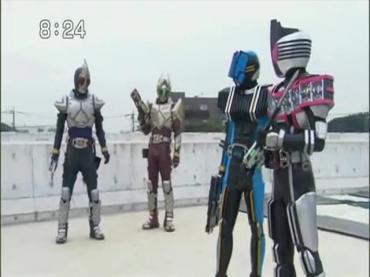仮面ライダーディケイド 第30話「ライダー大戦・序章」3.avi_000131297