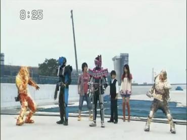仮面ライダーディケイド 第30話「ライダー大戦・序章」3.avi_000161361