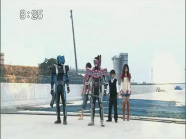 仮面ライダーディケイド 第30話「ライダー大戦・序章」3.avi_000163563