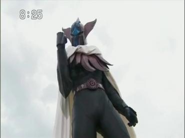 仮面ライダーディケイド 第30話「ライダー大戦・序章」3.avi_000176342