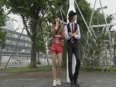 仮面ライダーダブル Kamen Rider Double 第01話 1 [HD].avi_000244598