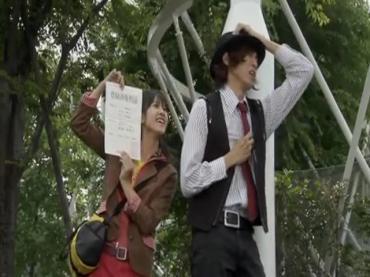仮面ライダーダブル Kamen Rider Double 第01話 1 [HD].avi_000254692