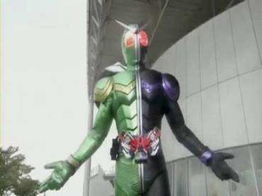 仮面ライダーダブル Kamen Rider Double 第01話 2 [HD].avi_000376991