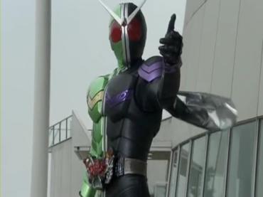 仮面ライダーダブル Kamen Rider Double 第01話 2 [HD].avi_000399891