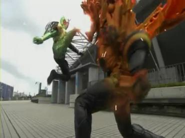 仮面ライダーダブル Kamen Rider Double 第01話 2 [HD].avi_000415032