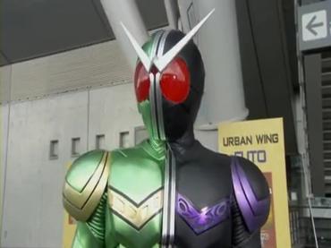 仮面ライダーダブル Kamen Rider Double 第01話 2 [HD].avi_000519229