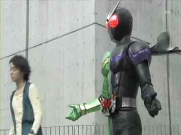 仮面ライダーW (ダブル) 第2話 2.avi_000343766