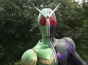 仮面ライダーW (ダブル) 第2話 2.avi_000383842