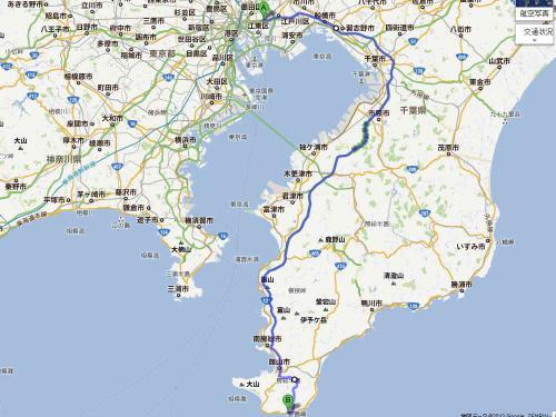 野島崎地図