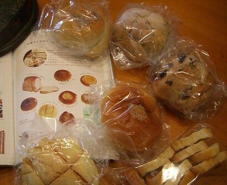 杉原さんちのパン