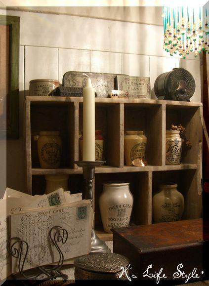 木箱ボトルコレクション