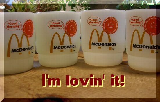 I'm lovin'it!
