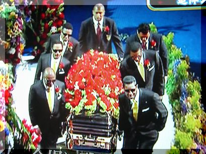 マイケル追悼式