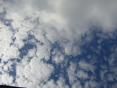7月19日の空