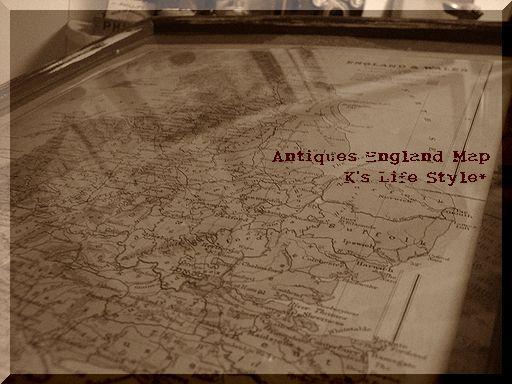 セピア 地図.