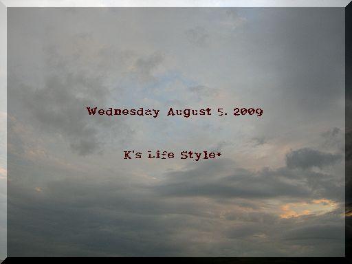 8月5日の空.