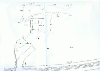 現状測量図