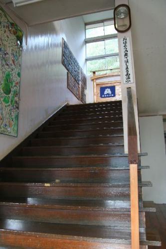 西浦小学校階段